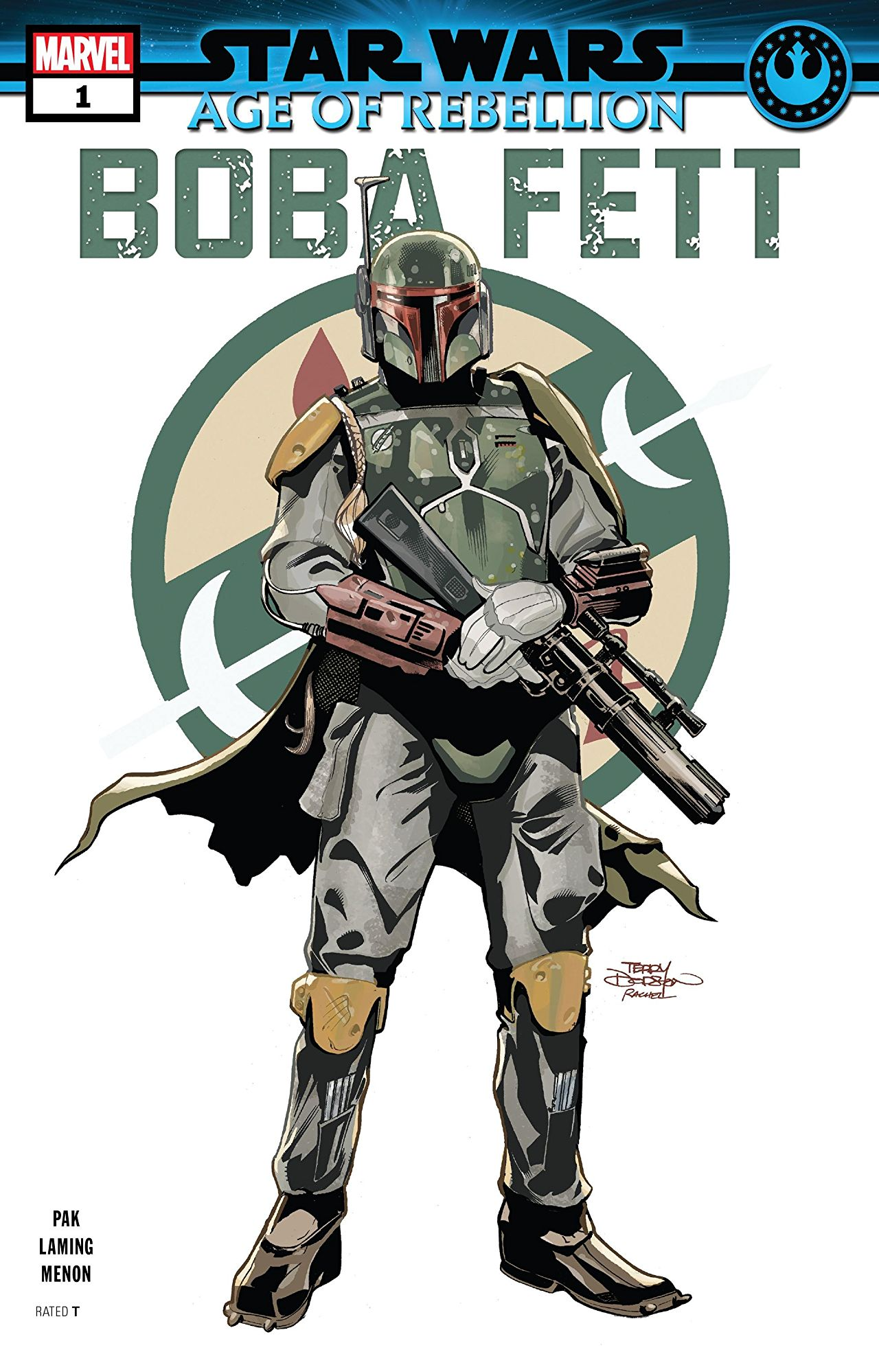 What happens when Boba Fett picks up the trail of an actual villain?