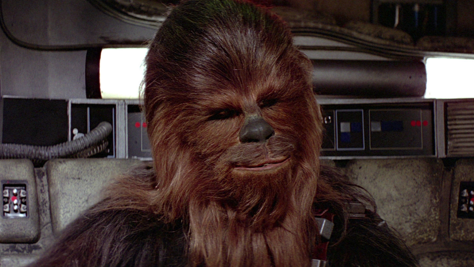 The actor portrayed Chewbacca for the past five decades.