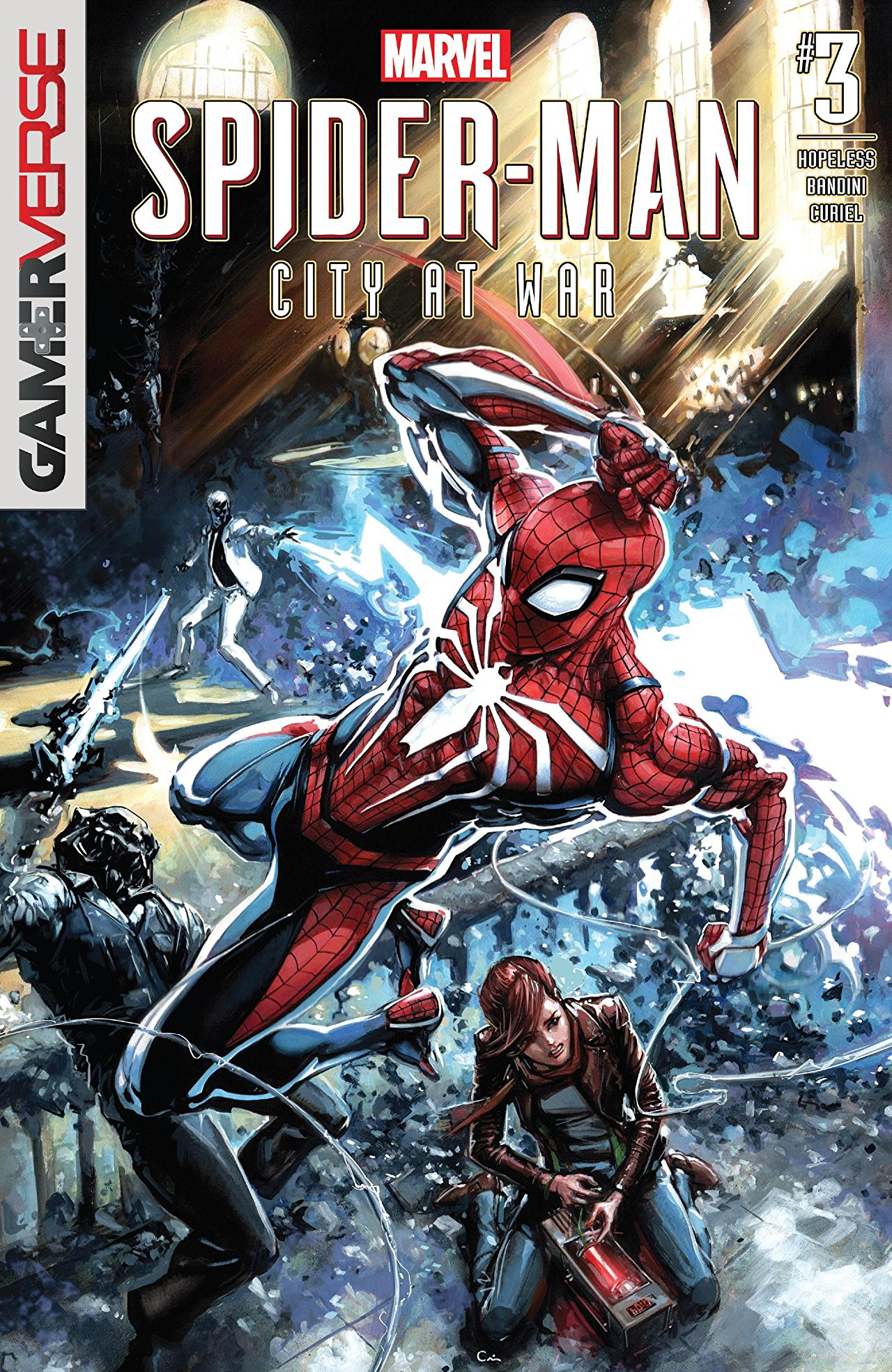 Marvel Preview: Marvel's Spider-Man: City At War (2019) #3 (of 6)
