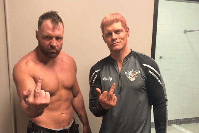 Cody Rhodes discusses signing Jon Moxley and what it means for AEW