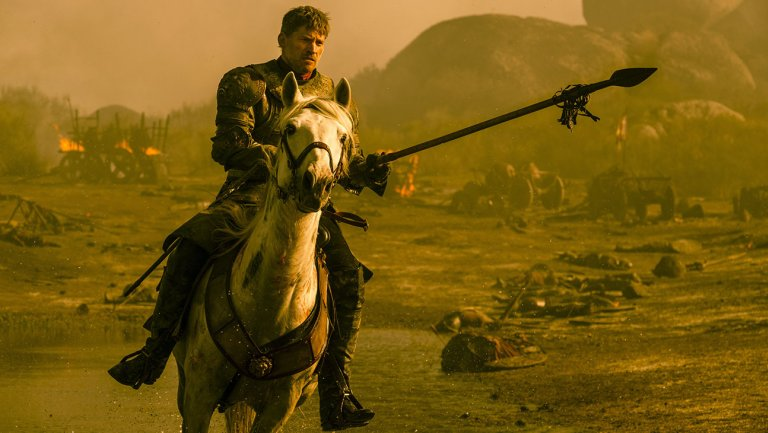 We're nearing the end of Game of Thrones, and this list.