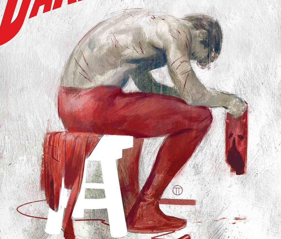 Daredevil #5 review: Seeing red