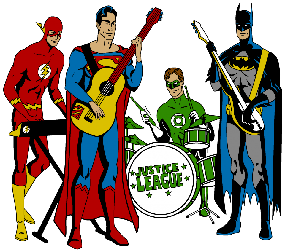 A whole new song and dance: What comics can learn from music in the digital age
