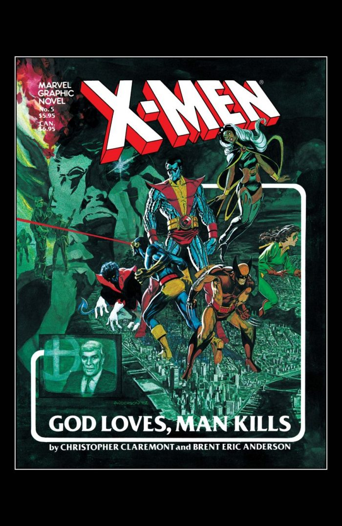 Revisiting for the First Time: I finally read 'X-Men: God Loves, Man Kills'