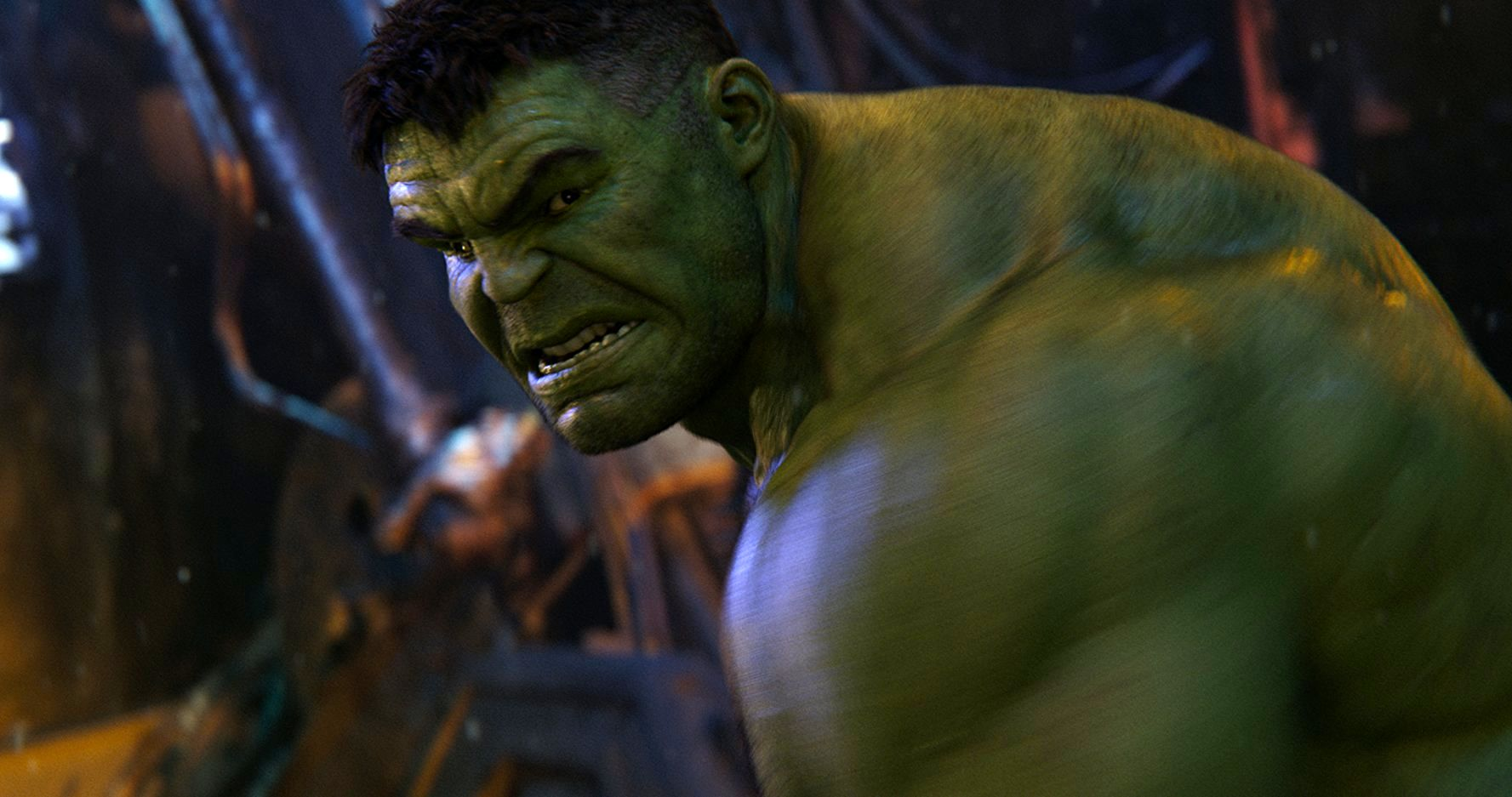 Can the Hulk recover from his injuries in Avengers: Endgame?