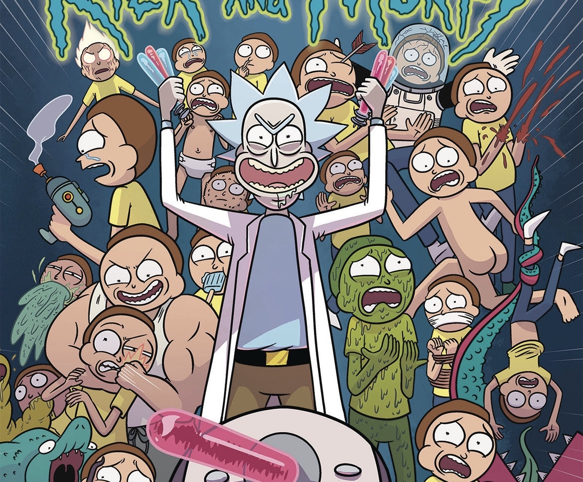 Rick and Morty #50 Review