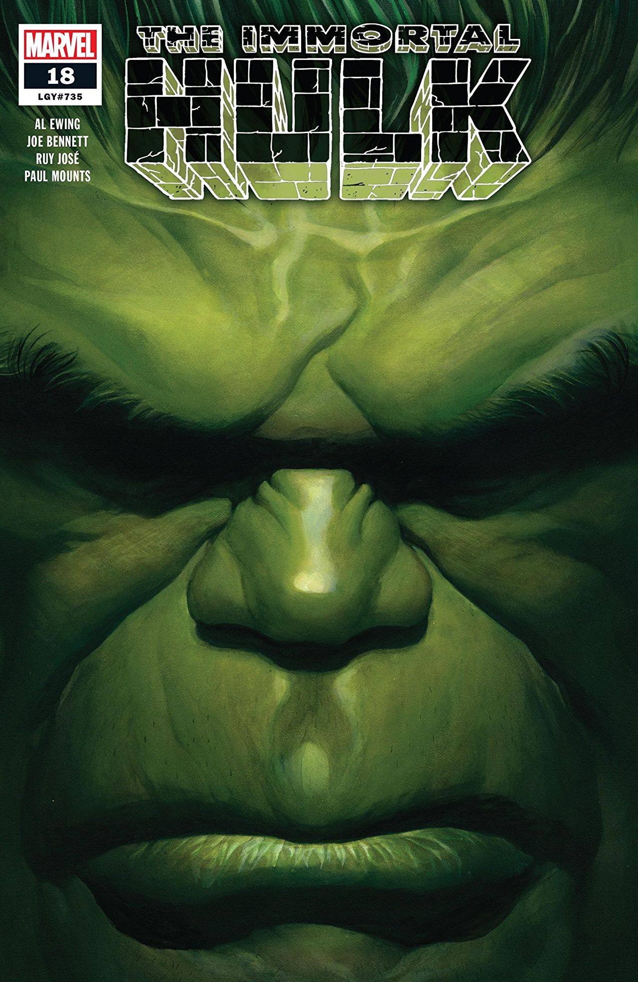 Marvel Preview: Immortal Hulk #18