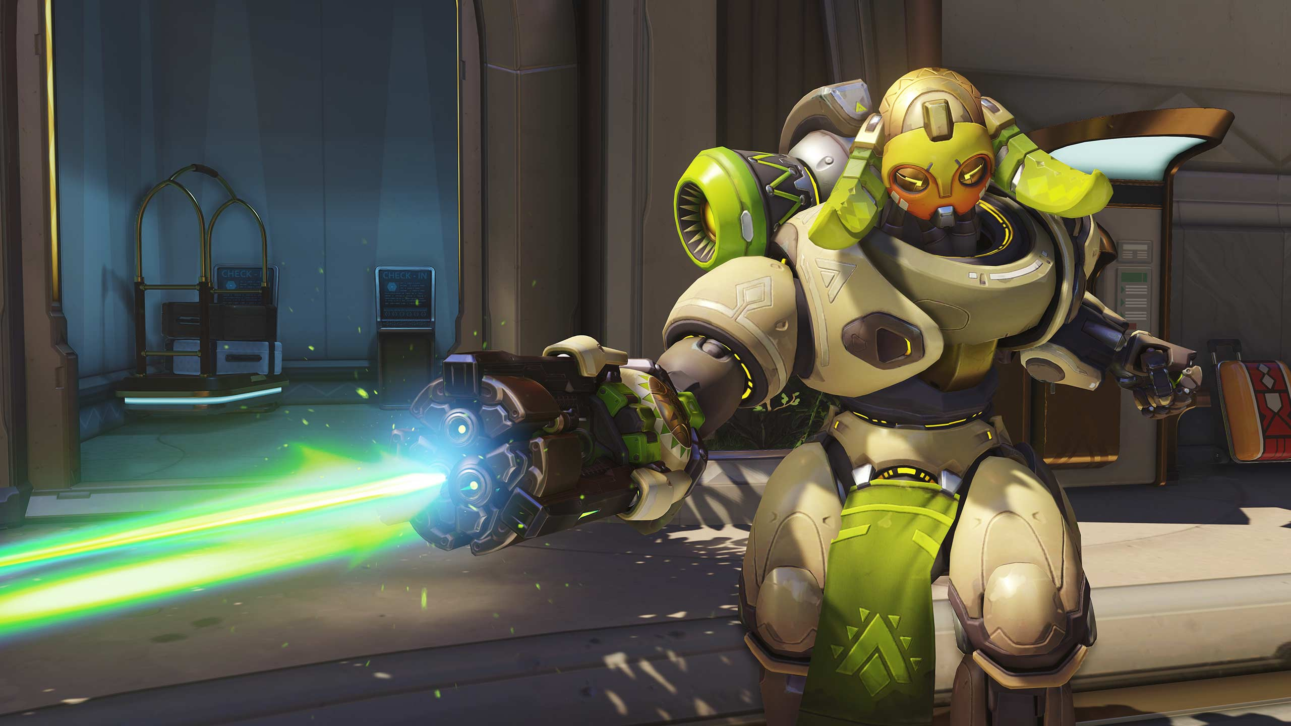 "Latest Overwatch PTR patch introduces ""While You Wait"""