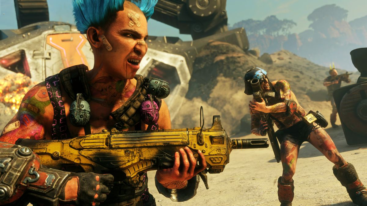 Rage 2 (PS4) Review: A whole lot of fun and a whole lot of nothing