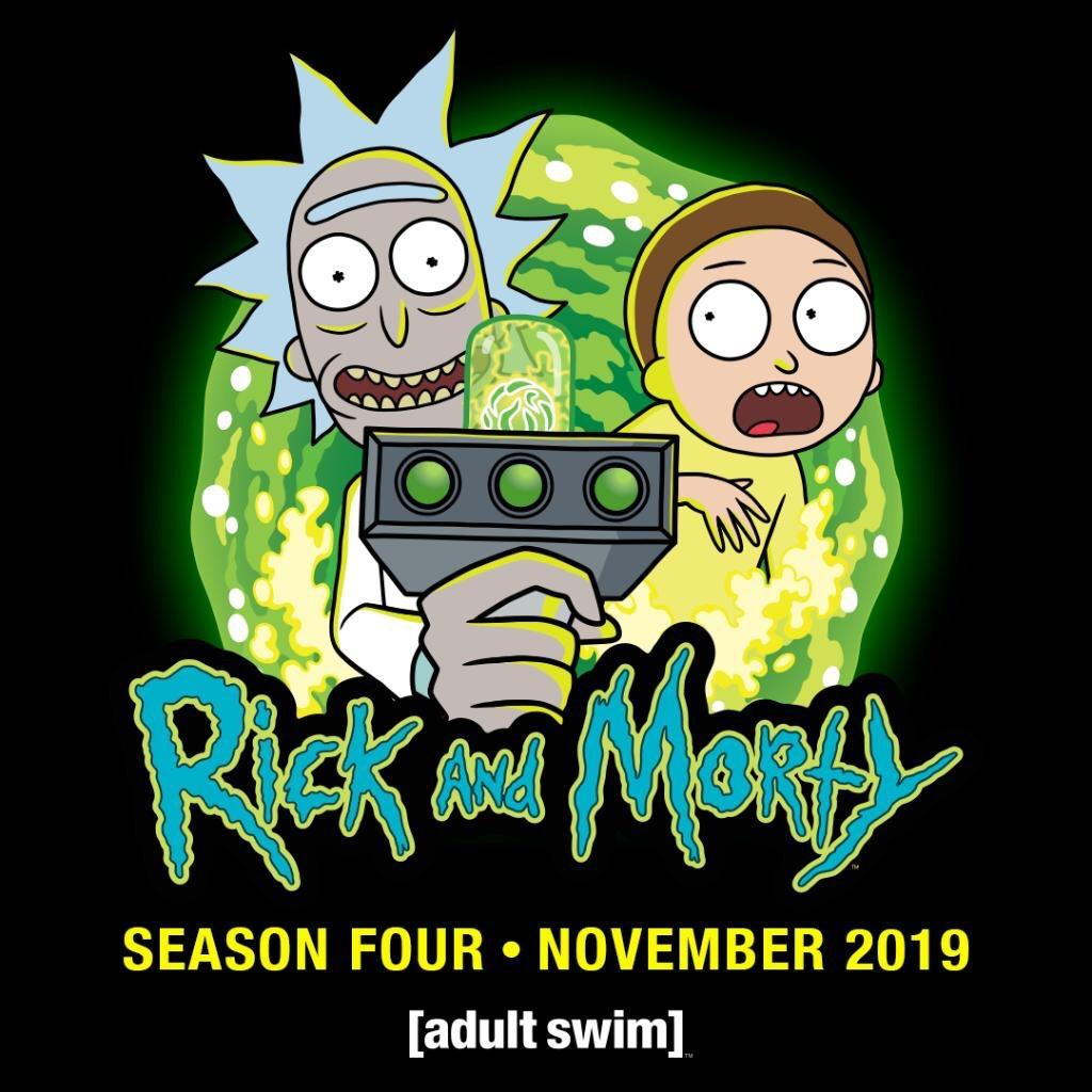 Rick and Morty return for Season 4 in November 2019 | AiPT!