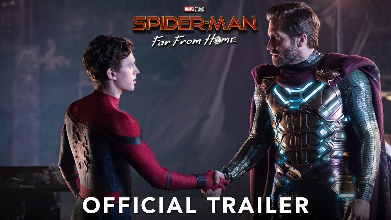 'Spider-Man: Far From Home' trailer shows Spidey stepping up to fill the shoes of those lost in 'Avengers: Endgame'
