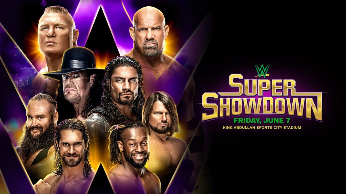 Undertaker vs. Goldberg and more confirmed for WWE's next Saudi show, 'Super ShowDown'