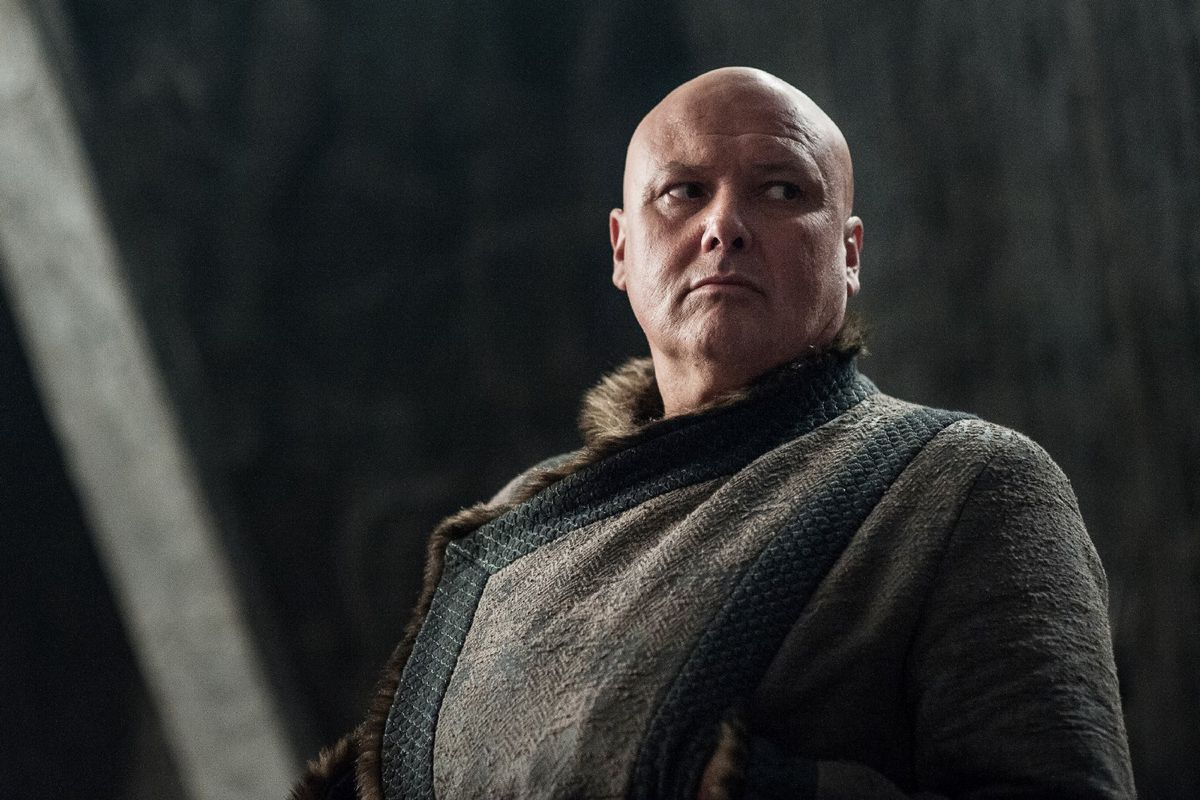 [Spoilers] Game of Thrones S8E5: Varys tried to poison Daenerys Targaryen; actor Conleth Hill reveals his frustration with show's final two seasons