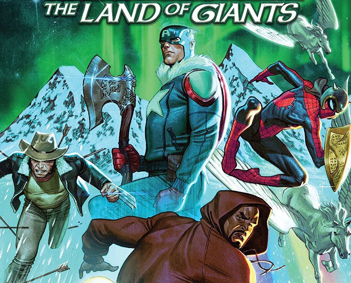 War Of The Realms Strikeforce: The Land Of Giants #1 Review