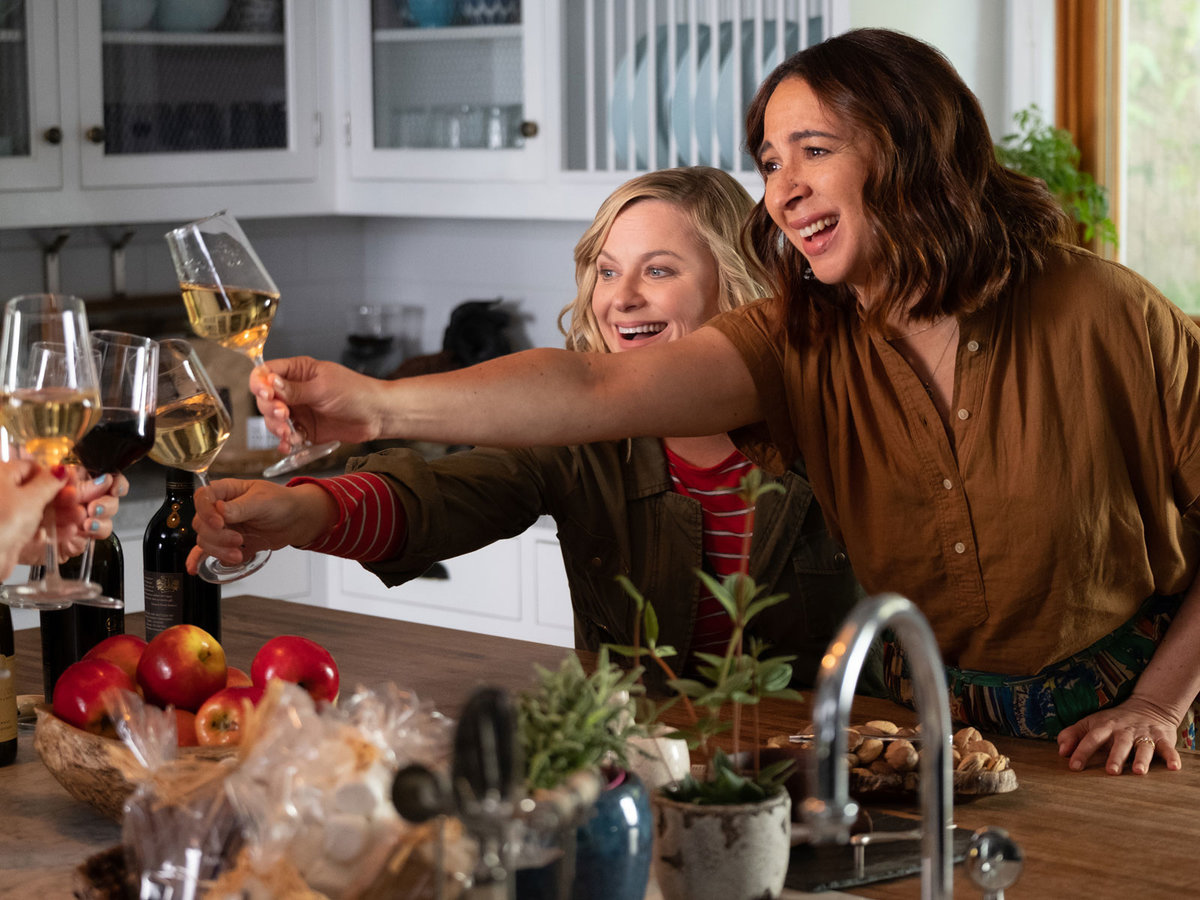 Wine Country Review: Hilarity ensues when you get these ladies together
