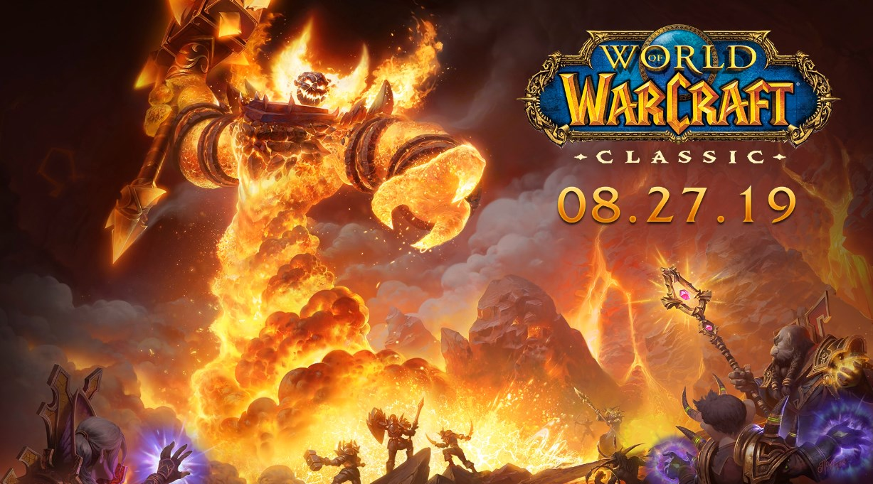 World of Warcraft: Classic release date revealed