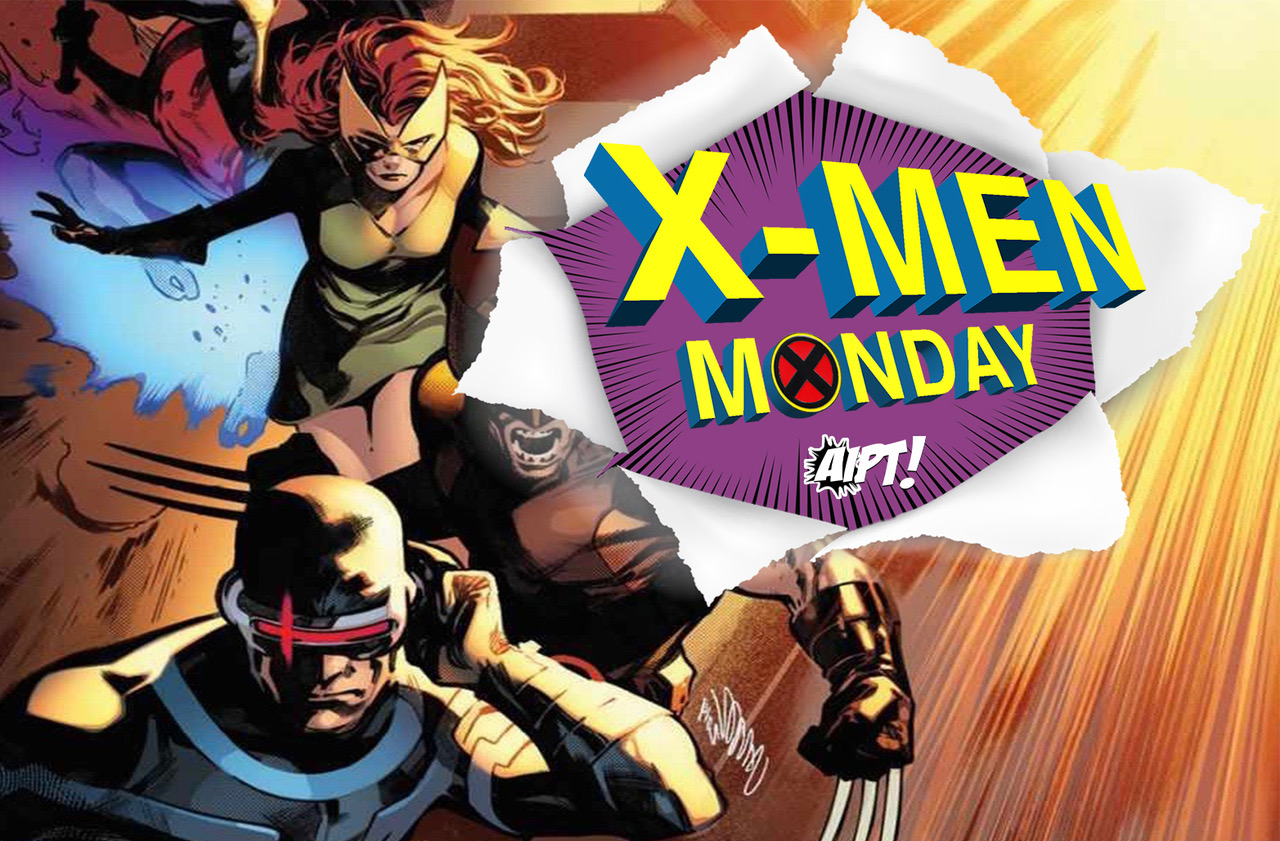 Jonathan Hickman takes over X-Men Monday and nothing will ever be the same!