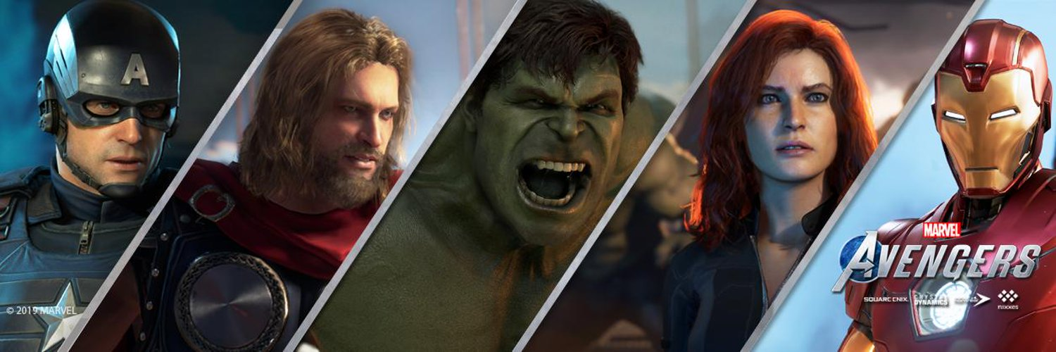 Square's 'Marvel's Avengers: A-Day' trailer shown at E3 2019