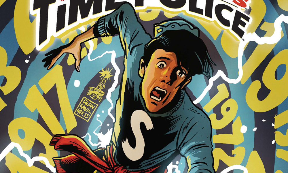 Jughead's Time Police #1 Review