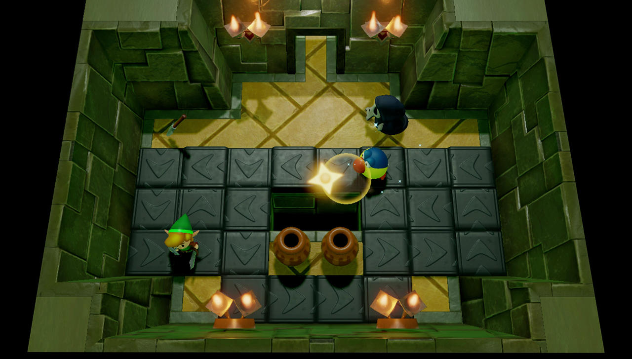 The Legend of Zelda: Link's Awakening Remake Has a Dungeon Maker and a Release Date!