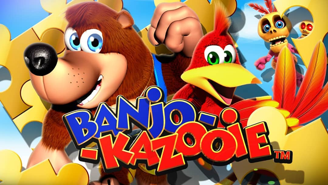 Banjo-Kazooie is coming to Smash Ultimate