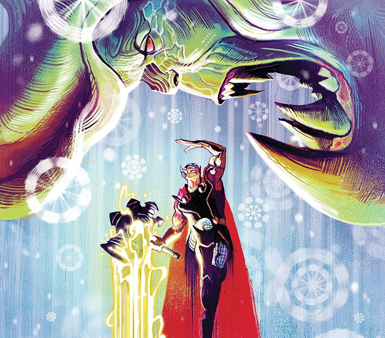 Thor Vol. 2: Road To War Of The Realms Review