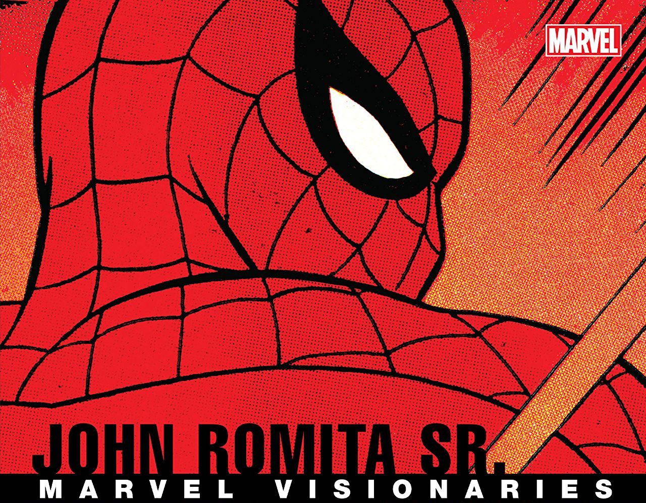 Marvel Visionaries: John Romita Sr. Review