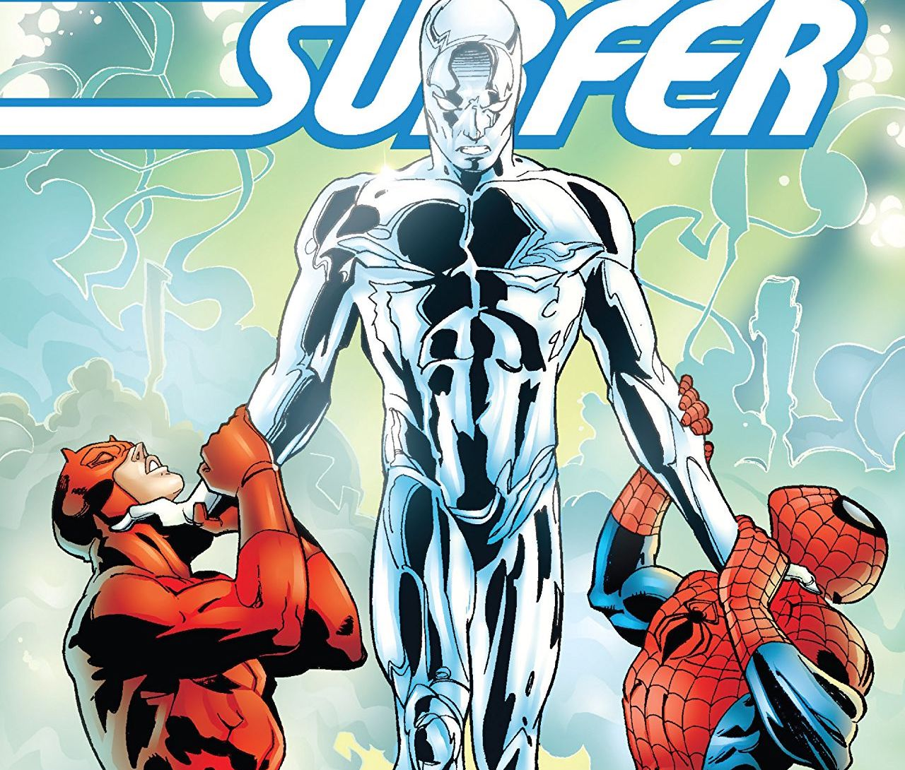 Some of the best Silver Surfer stories ever written.