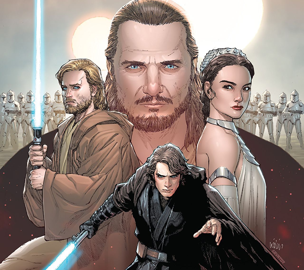 Star Wars: Age of the Republic - Heroes Review