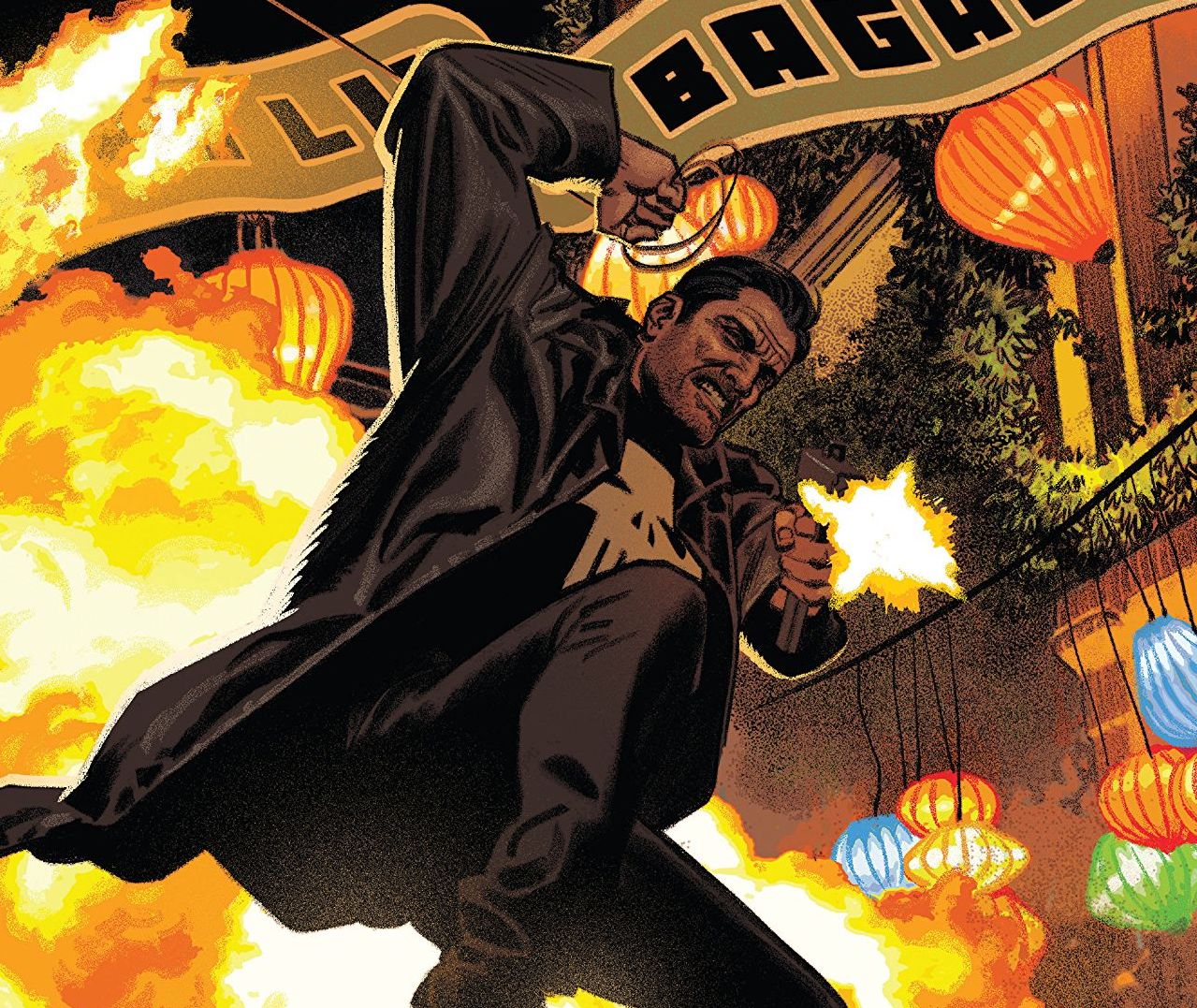 The Punisher Vol. 2: War In Bagalia Review