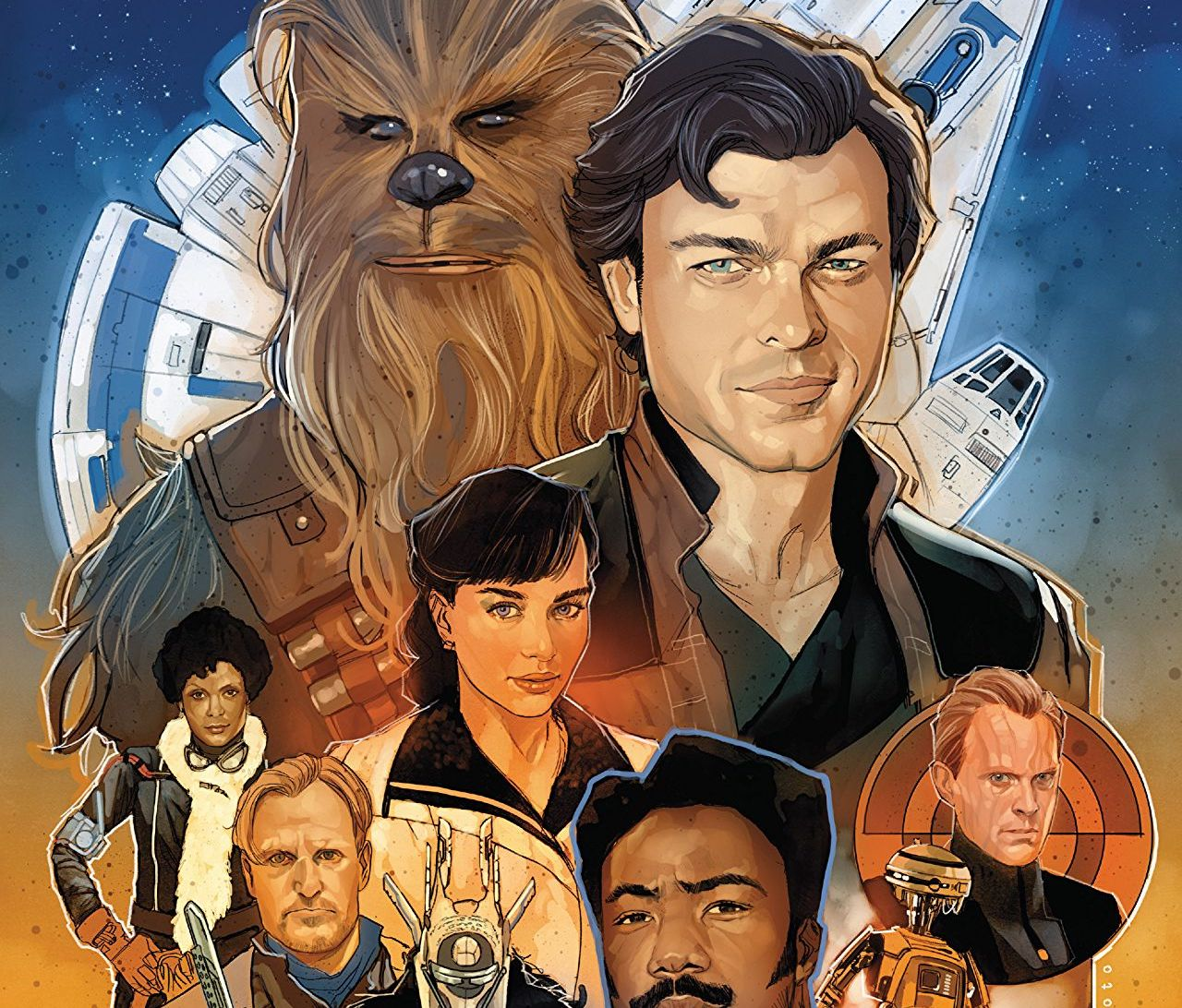 'Solo: A Star Wars Story Adaptation' TPB Review
