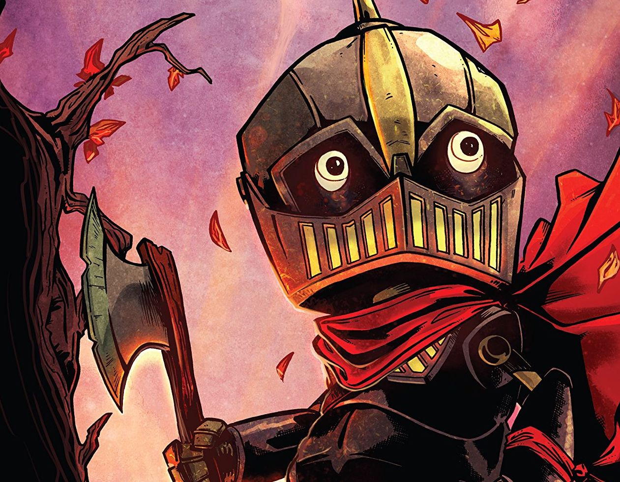 Canto #1 review: a new all ages fable inspired by Oz and Dante's Inferno