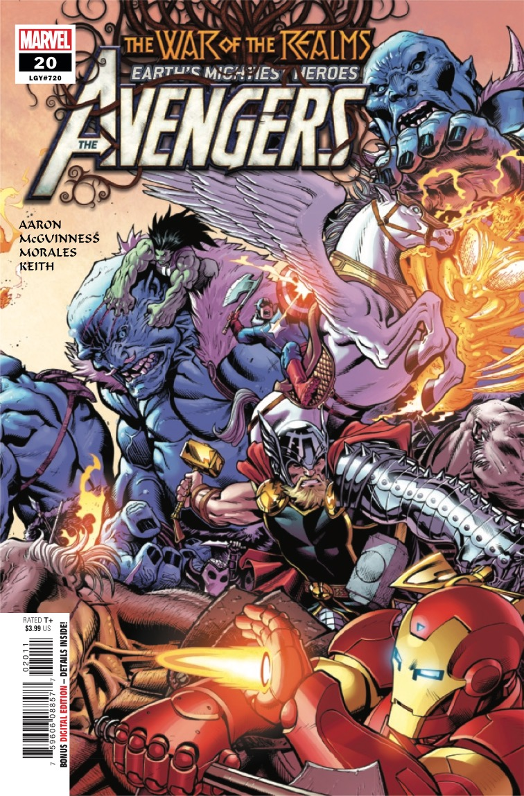Marvel Preview: Avengers #20