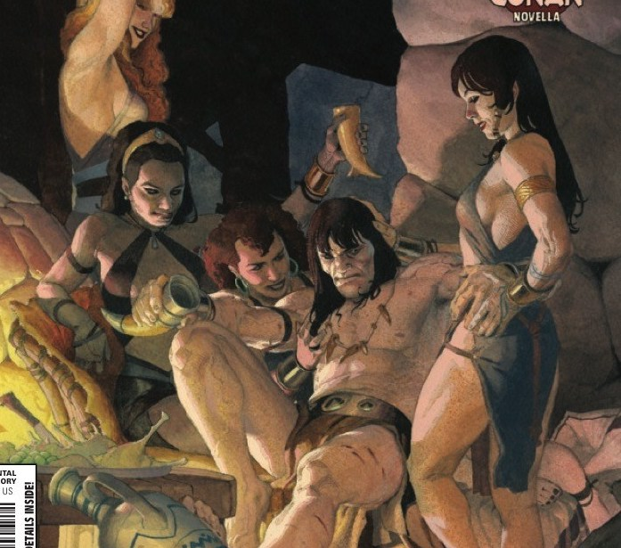 Conan the Barbarian #7 Review