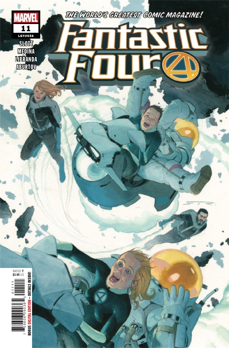 Marvel Preview: Fantastic Four #11