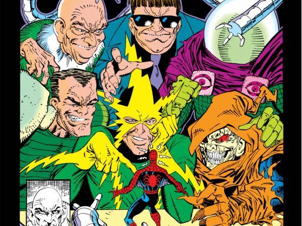 Spider-Man: Sinister Six TPB Review