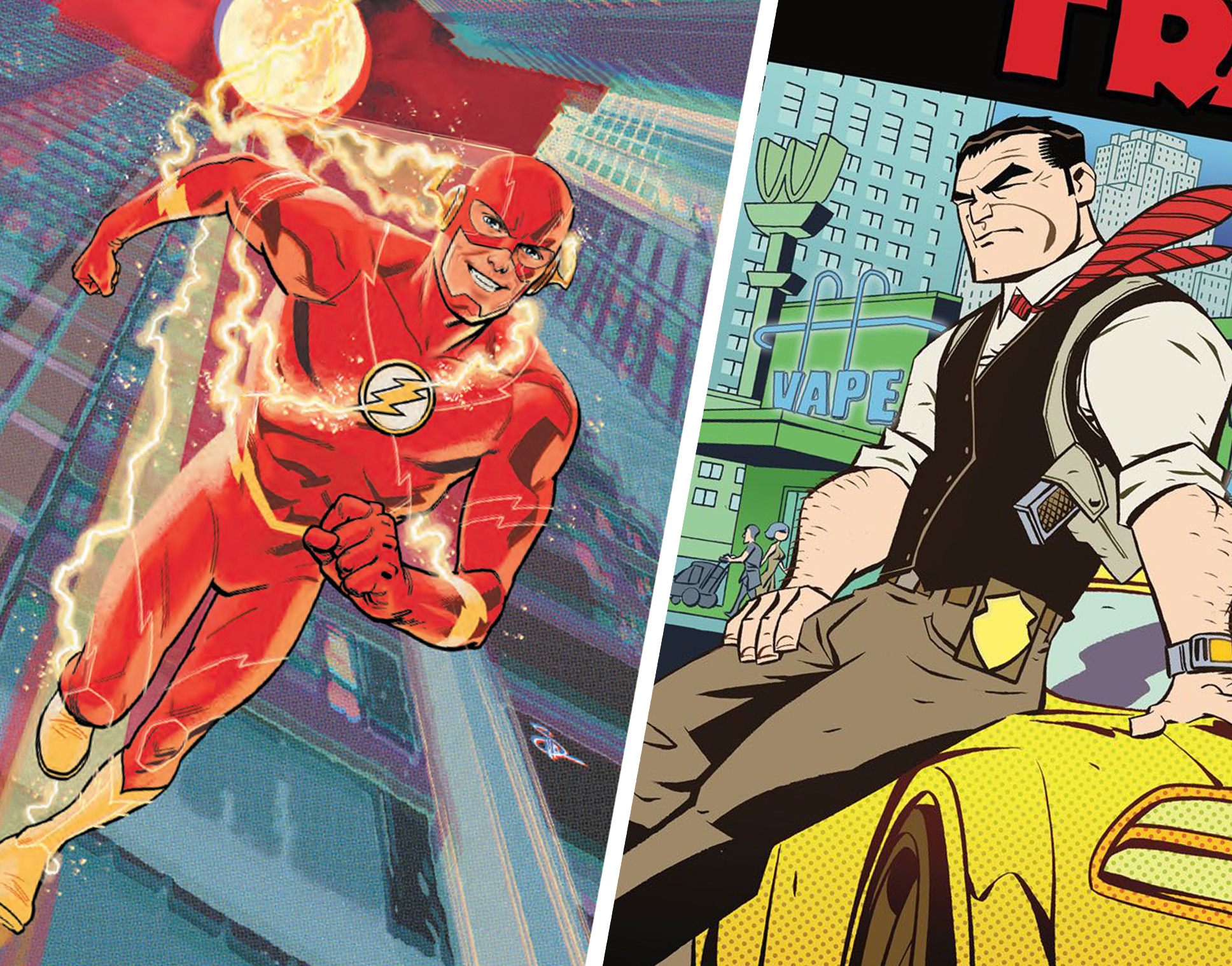 Weekly comics news and reviews to keep you up to date leading into 6/26/19!
