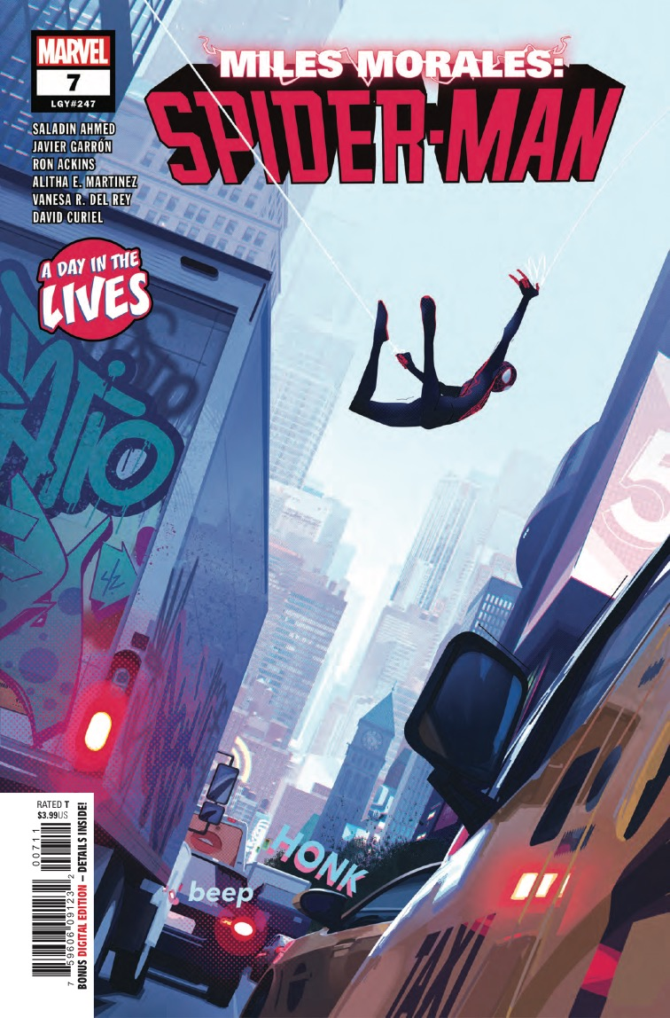 Marvel Preview: Miles Morales: Spider-Man (2018-) #7
