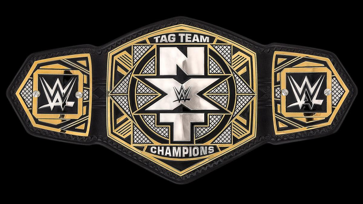 New NXT Tag Team Champions crowned at NXT TakeOver: XXV