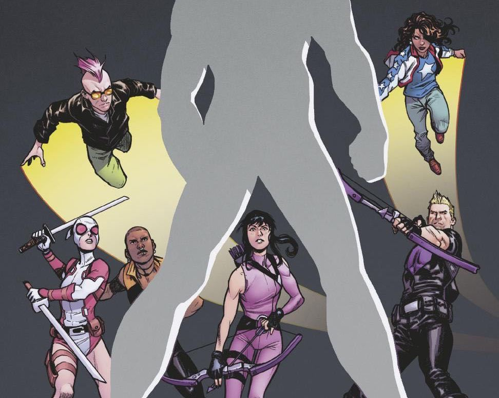 West Coast Avengers Vol. 2: City of Evils Review