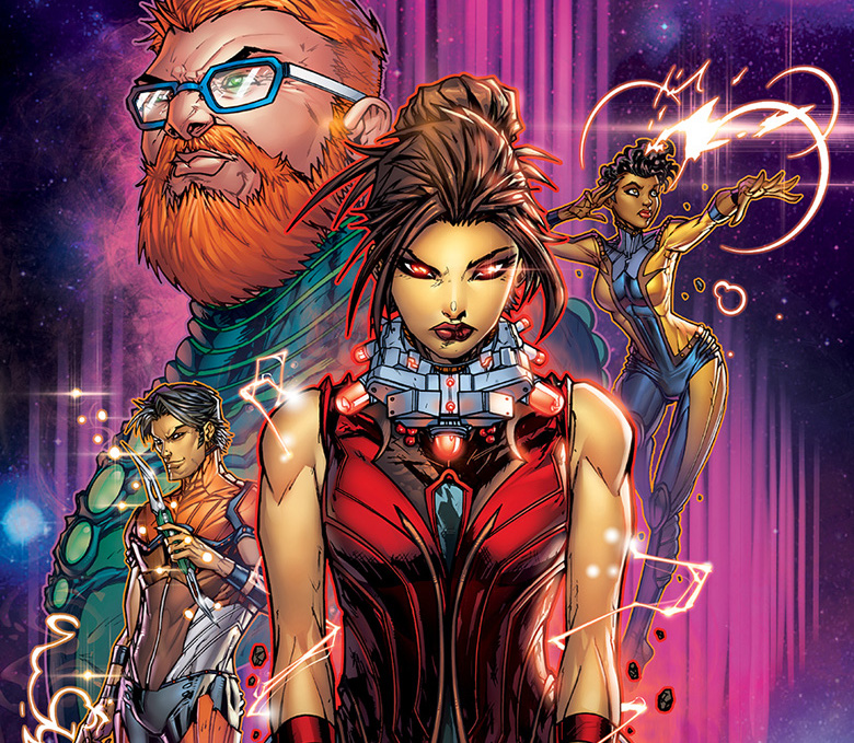 Psi-Lords #1 Review