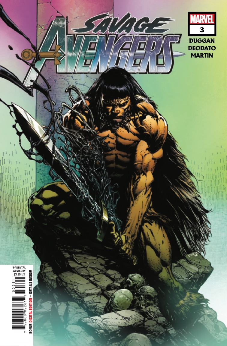 Marvel Preview: Savage Avengers #3