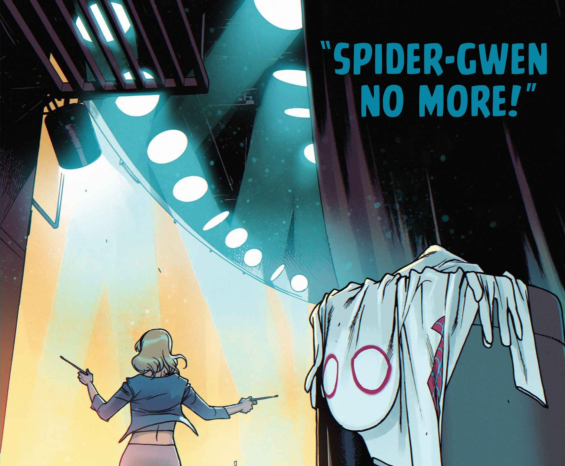 Seanan McGuire talks Spider-Gwen's name change, evil Peter Parker, and representation in the Spider-Verse