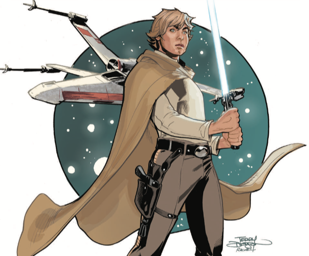 Star Wars: Age of the Rebellion: Luke Skywalker #1 review: Keep your eyes on the Force