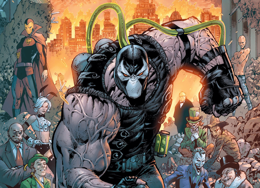 First look at Batman and Catwoman's upcoming 'City of Bane' comic event