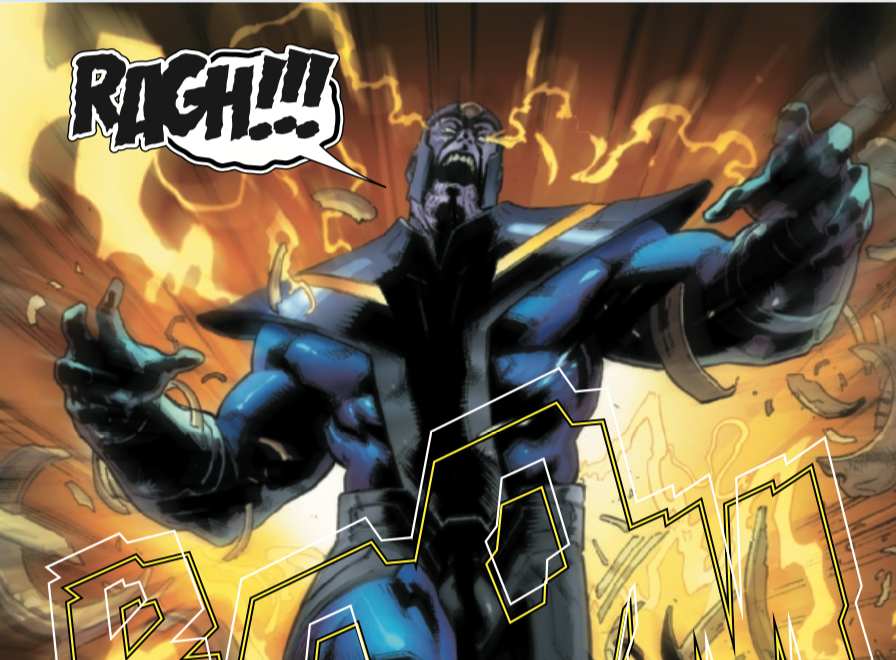 Two major villains die in Guardians of the Galaxy #6!