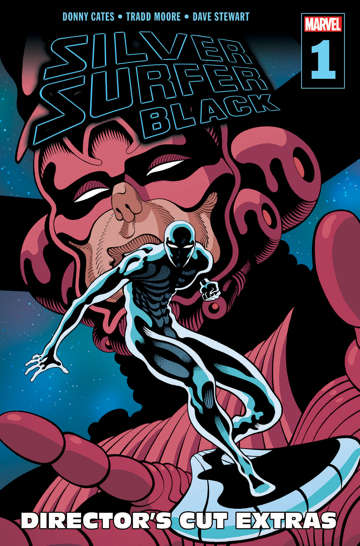 Silver Surfer Black #1 gets a director's cut