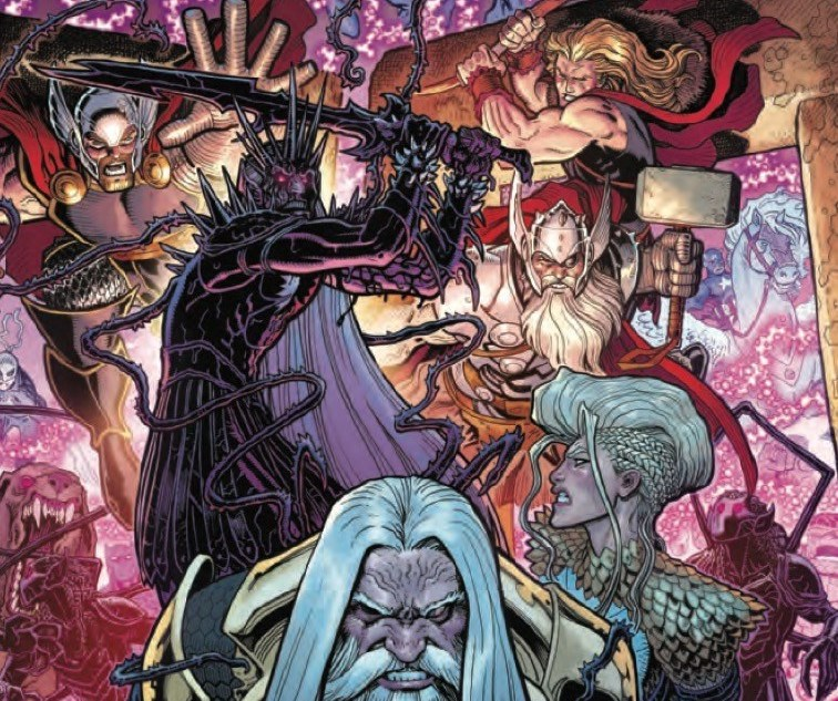 Thor gets a brand new title in 'War of the Realms' #6