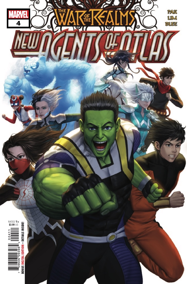 Marvel Preview: War of the Realms: New Agents of Atlas #3
