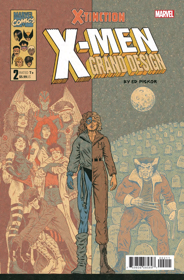 Marvel Preview: X-Men: Grand Design - X-Tinction #2